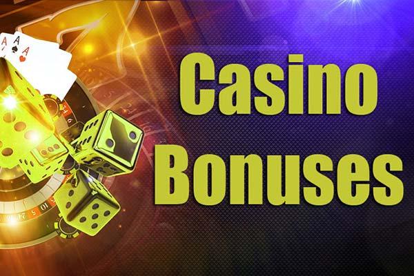 Online Casinon bonuses